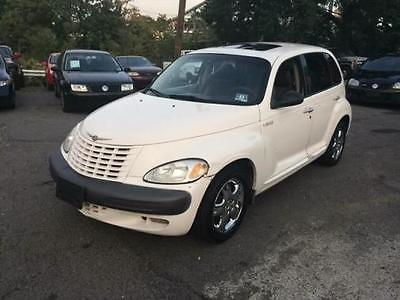 2001 Chrysler PT Cruiser Base Wagon 4-Door 2001 Chrysler PT Cruiser With Sunroof