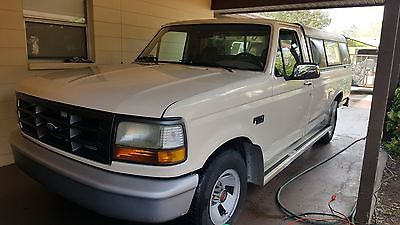 1993 Ford F-150  1993 Ford F-150