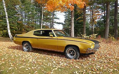 1971 Buick gsx 1971 buick gsx stage 1 4 speed