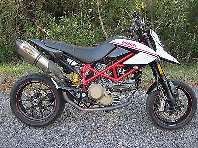 2011 Ducati Hypermotard  2011 Ducati Hypermotard 1100 EVO SP Corse Akrapovic FREE Deliv Poss FL/GA/SC/NC