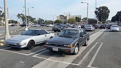 1986 Toyota MR2  1986 MK1 Toyota MR2