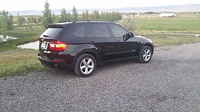 2010 BMW X5 Xdrive35D 2010 Diesel AWD Blk BMW Loaded!