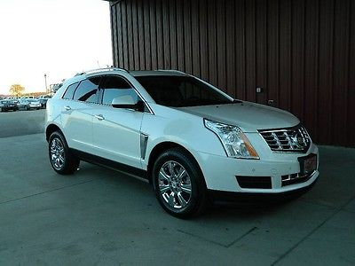 2016 Cadillac SRX 2016 Cadillac Luxury Collection