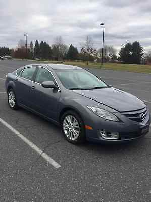 2010 Mazda Mazda6 Base Sedan 4dr iTouring Sedan Model, 77,600 miles, Comet Gray Mica Exterior, $6,500 Firm