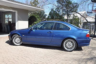 2002 BMW 3-Series Premium and Sport Packages 2002 BMW 330ci Sport/Premium