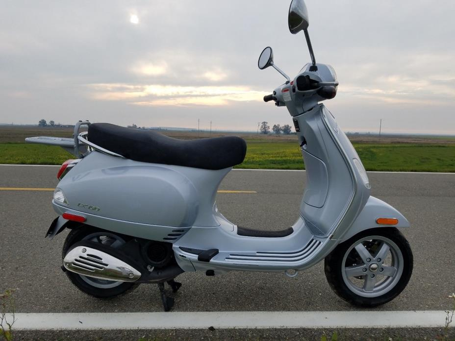 2007 Other Makes Piaggio  2007 VESPA PIAGGIO 150 LX Scooter
