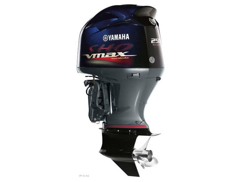 2012 Yamaha VF250LA