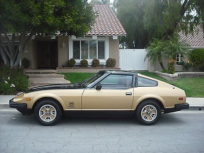 1980 Datsun Z-Series  1980 Datsun 280ZX 10th Anniversary Edition