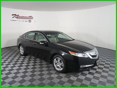 2010 Acura TL 3.5 FWD V6 Sedan Navigation Sunroof Heated Leather 60797 Miles 2010 Acura TL 3.5 FWD Sedan Leather Backup Camera EASY FINANCING