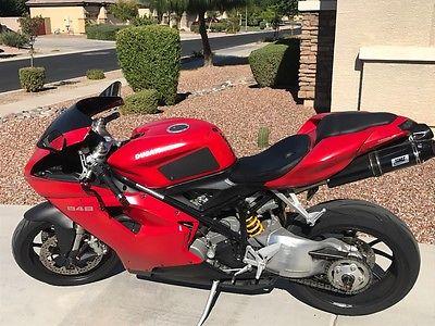 2008 Ducati Superbike  2008 Ducati 848