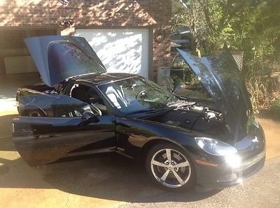 2008 Chevrolet Corvette lt4 2008 Corvette Coupe