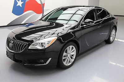 2015 Buick Regal 2015 BUICK REGAL HEATED LEATHER SUNROOF REAR CAM 22K MI #221753 Texas Direct