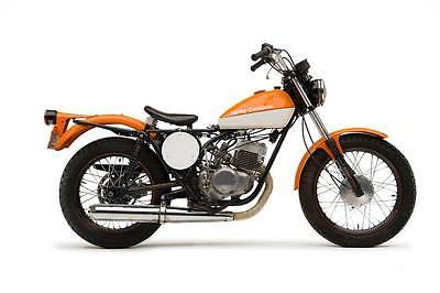 1975 Harley-Davidson Aermacchi  1975 Harley Davidson Aermacchi SS250