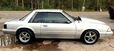 1987 Ford Mustang MUSTANG 5.0 NOTCH BACK TRUNK LX FOX BODY FOX BODY LX TRUNK NOTCHBACK DSS LVL 20 331 PRO BULLET BLOCK SHELBY NATS WINNER