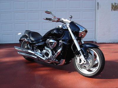 2007 Custom Boulevard FLORIDA,2007 M109R 1800CC, BLACK, AWESOME, L@@K