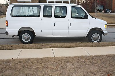 1993 Ford E-Series Van E350 1993 FORD E-350 Econoline Club Wagon 14 Passenager Van Only 36K Mls (One Owner)