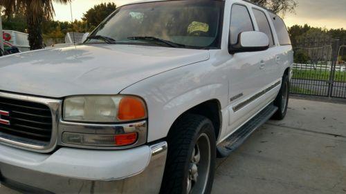 2001 GMC Yukon XL 2001 Yukon xl