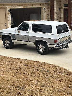 1989 chevy z71 4x4