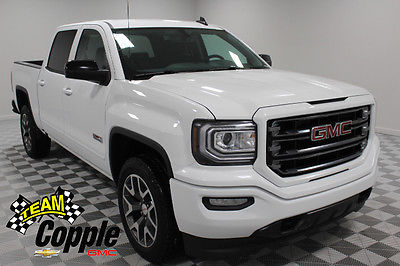 2017 GMC Sierra 1500 SLT Crew Cab Pickup 4-Door NEW 2017 GMC SIERRA 1500 CREW CAB SHORT BOX 4-WHEEL DRIVE SLT ALL TERRAIN