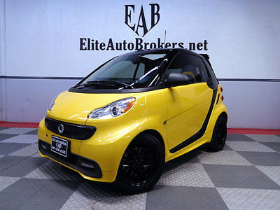 2013 Smart Fortwo 2dr Cabriolet Passion 2013 Smart Fortwo Passion Cabriolet Cityflame Edition *Original MSRP $21,430*