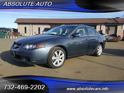 2004 Acura TSX Base Sedan 4-Door NICE CAR, GREAT RIDE , VERY DEPENDABLE