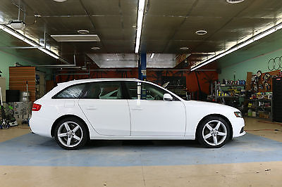 2011 Audi A4 Luxury Sedan 4-Door 2011 Audi A4 Quattro