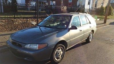1998 Ford Escort SE Wagon 1998 Ford Escort Wagon