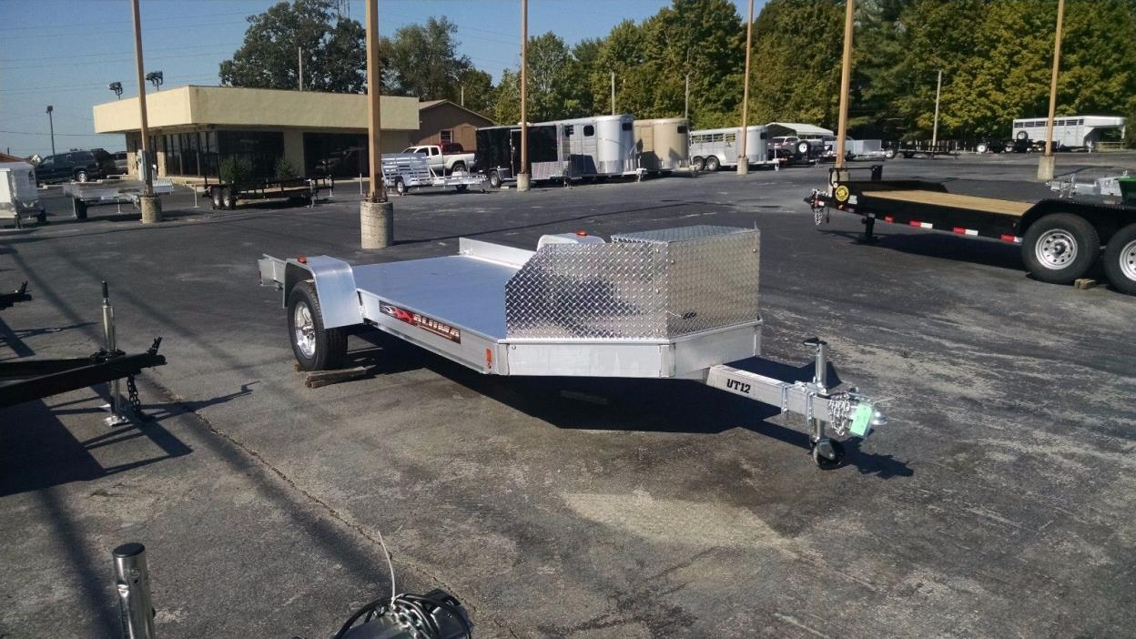 2017 Aluma UT12 utility ATV trailer