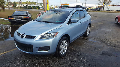 2007 Mazda CX-7 2007 MAZDA CX7 VERY NICE 2 OWNER CROSS OVER 2.3 TURBO LOADED JUST SERVICED