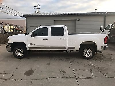 2008 GMC Sierra 2500 SLT 2008 GMC Sierra 2500 SLT Duramax Rebuilder with only 109k Miles. Very very clean