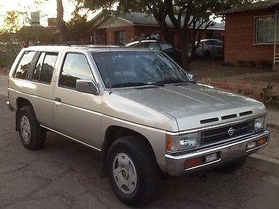 1993 Nissan Pathfinder XE Nissan Pathfinder TD27 Turbodiesel......Excellent truck... DIESEL!!!!
