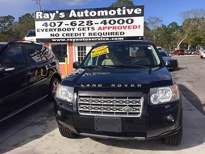 2008 Land Rover LR2 HSE AWD 4dr SUV w/TEC Technology Package 2008 Land Rover LR2 HSE AWD 4dr SUV w/TEC Technology Package Automatic 6-Speed