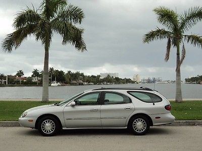 1998 Mercury Sable LS Wagon 4-Door 1998 MERCURY SABLE LS WAGON 2OWN LOW 77K MILE NON SMOKE 3ED ROW SEAT LOW RESERVE