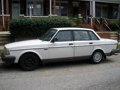 1991 Volvo 240 base eBay Motors   Cars & Trucks   Volvo   240 category.