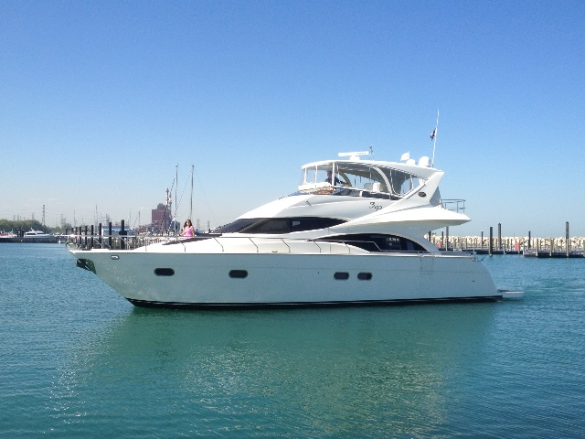Marquis 59 Motor Yacht Boats For Sale