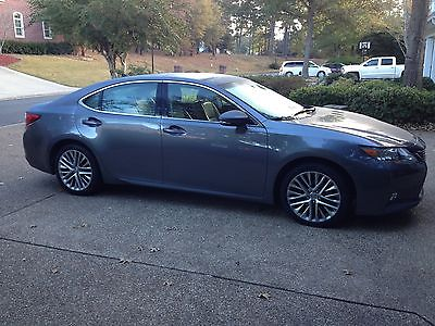 2013 Lexus ES 350 4dr Sedan 2013 Lexus ES 350 4dr Sedan Automatic 6-Speed FWD V6 3.5L Gasoline