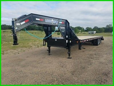 2017 Load Trail 32' Gooseneck Equipment Trailer