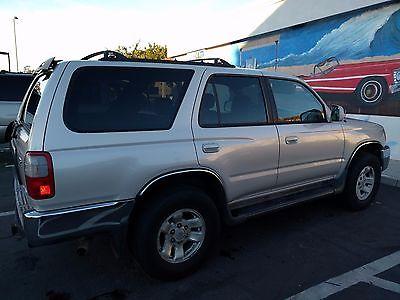 1999 Toyota 4Runner 3.4 L Toyota 4Runner 1999 SR5 3.4L V6
