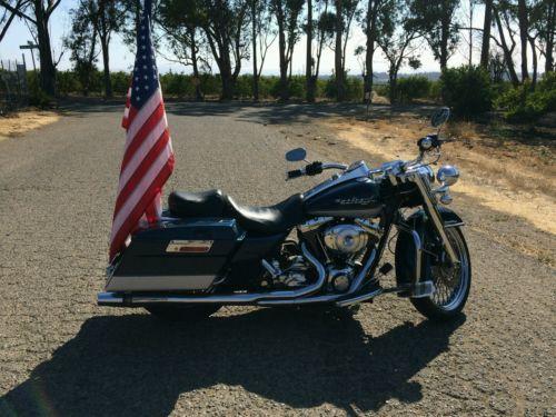 2002 Harley-Davidson Touring  2002 harley-davidson road king