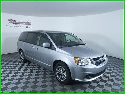 2017 Dodge Grand Caravan SE FWD V6 Van DVD Player Premium Cloth 6 Speakers 2017 Dodge Grand Caravan FWD Van Backup Camera 6 Speakers Radio 130 17in Wheels