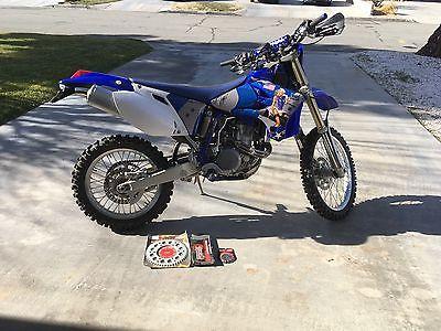 2006 Yamaha WR450F  2006 YAMAHA WR450F