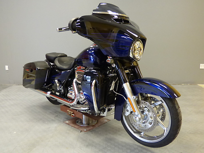 Harley Cvo Street Glide Flhxse Motorcycles For