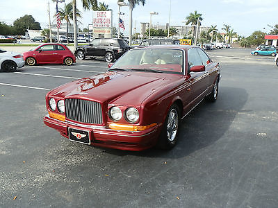 1996 Bentley Turbo R CONT. R 1996 Bentley Cont. R