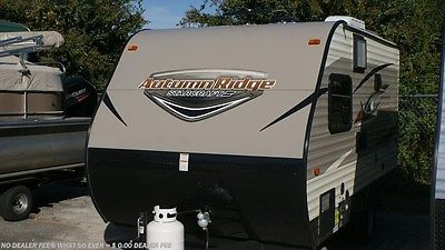 2017 Starcraft Autumn Ridge 14RB ( brand new instock ) only $ 9495.00 no fee's