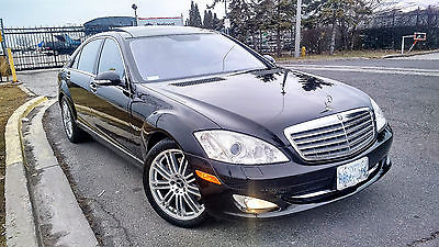 2008 Mercedes-Benz S-Class Sedan Mercedes-Benz S600