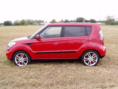 2010 Kia Soul Sport 4dr Wagon 4A 2010 Kia Soul Sport 4dr Wagon 4A 29,000 Miles Red/Black Wagon 2.0L I4 Automatic