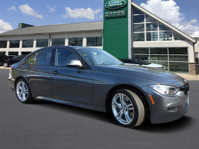 2015 BMW 3-Series 335i xDrive 2015 BMW 3 Series 335i xDrive with 20,066 Miles miles Mineral Gray Metallic 4dr