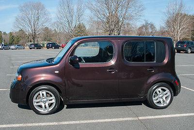 2010 Nissan Cube SL Wagon 4-Door Used 2010 Nissan Cube 1.8SL