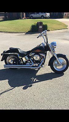1997 Harley-Davidson Softail  Harley Davidson FatBoy Softail