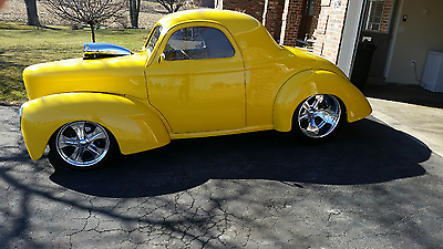 1941 Willys  1941 willys